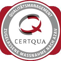 Certqua - AZAV zertifizierte Bildungsgänge